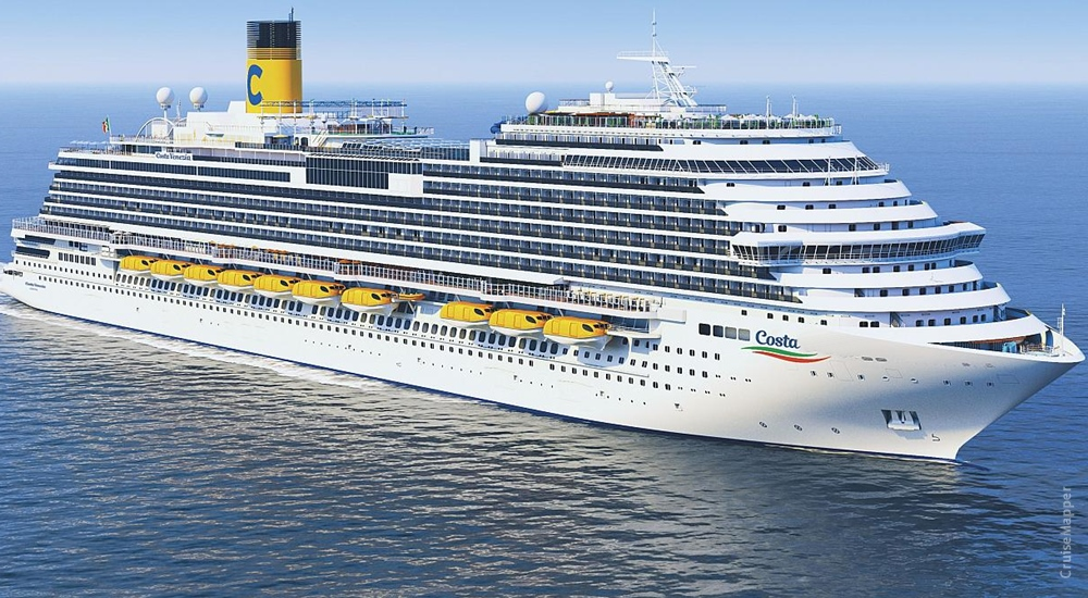 Cruise October 2020.Costa Cruises New Fleet Costa Firenze As To Set Sail In Oct